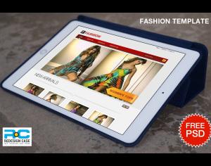 fashion_template thumb