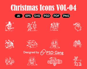 Christmas-Icon-VOL01