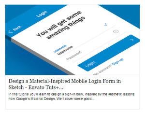 material-design-login