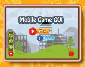 Mobile Game Ui Free Download