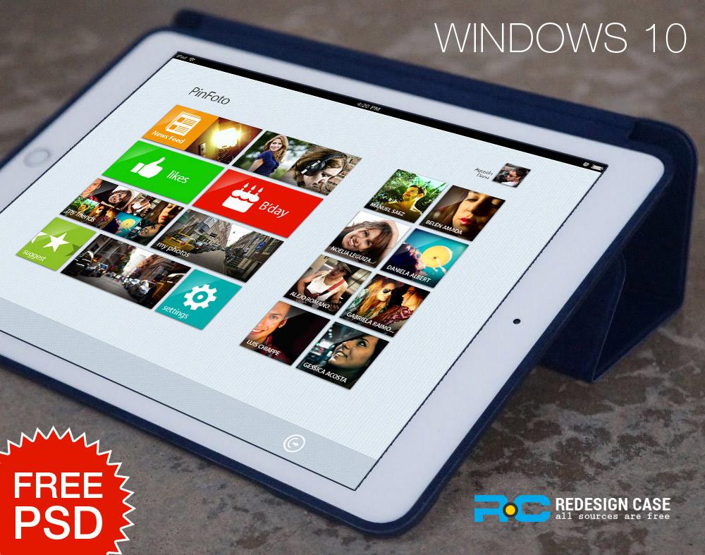 Win10_iPad