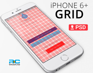 iPhone 6+ Grid layout04