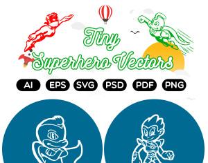 tiny_superhero_vector