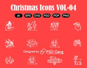 Christmas-Icon-VOL01