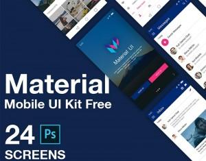 Material-UI-KIT-psd