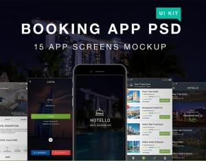 hotel booking app source code