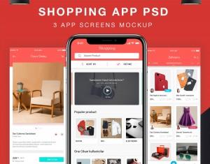 Shopping-Ui-Design